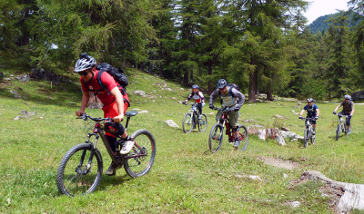 Mountain bike / Ebike - Vens, Tour n°780